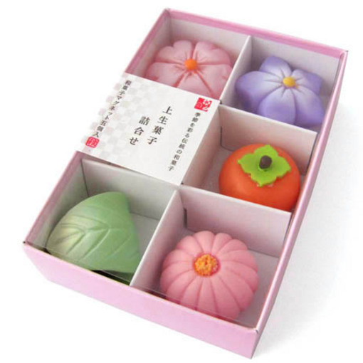 Japanese Sweets Magnets
