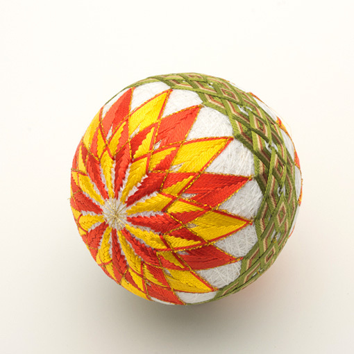 Temari (Traditional Japanese Ball)