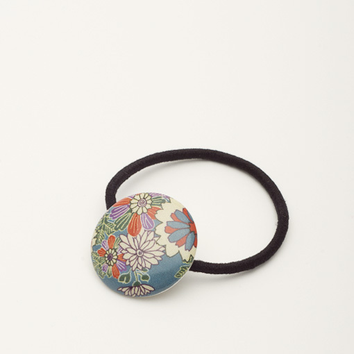 Japanese Pattern Hair Tie (Chinaware)